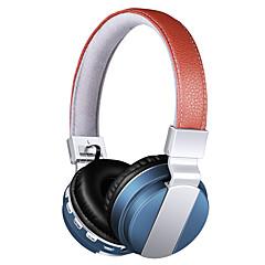 billiga Headsets och hörlurar-soyto BT-008 Trådlös Hörlurar Dynamisk Aluminum Alloy Mobiltelefon Hörlur Med volymkontroll / mikrofon / Ljudisolerande headset