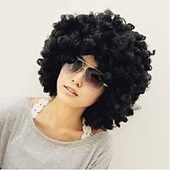 cheap Wigs & Hair Pieces-Synthetic Wig Straight Yaki Black Women's Capless Natural Wigs Short Synthetic Hair