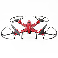 Drone FQ777 FQ02W 4 Kanaals 6 AS Met 0.5MP HD-camera LED-verlichting Terugkeer Via 1 Toets Headless-modus Met cameraRC Quadcopter