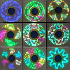 Fidget spinners hand Spinner Káča Hračky Hračky Ring Spinner Kov EDCZbavuje ADD, ADHD, úzkost, autismus Stres a úzkost Relief Focus Toy