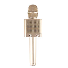cheap Microphones-Q10S Karaoke Microphone Micgeek The Professional Singing Microphone With Bluetooth4.0 Speaker