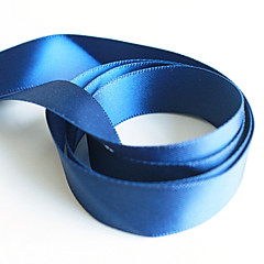 Navy Blue Polyester Ribbon 5/8 inch x 100Y Beter Gifts® Packaging Materials