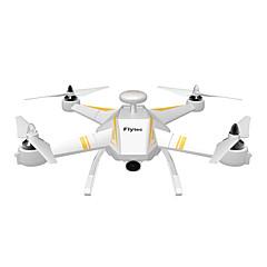 billige Fjernstyrte quadcoptere og multirotorer-RC Drone Flytec T23 6CH 6 Akse 5.8G Med 1080 P HD-kamera Fjernstyrt quadkopter FPV En Tast For Retur Flyvning Med 360 Graders Flipp