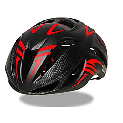 バイク ヘルメット Certification サイクリング N/A 通気孔 サイズ調整機能 スポーツ 男女兼用 マウンテンサイクリング ロードバイク サイクリング