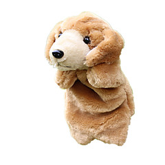 Měkké hračky Panenky Vzdělávací hračka Prstová loutka Hračky Psi Zvířata Dítě Pieces