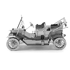 cheap -3D Puzzles Metal Puzzles Car Fun Stainless Steel Classic Children's Unisex Gift