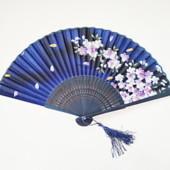 cheap Fans & Parasols-Fans and parasols-Piece/Set Beach Theme Garden Theme Vegas Theme Asian Theme Floral Theme Butterfly Theme Classic Theme Vintage Theme