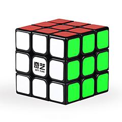 tanie Kostki Rubika-Kostka Rubika QI YI Sail 5.6 0932A-5 3*3*3 Gładka Prędkość Cube Magiczne kostki Puzzle Cube Naklejka gładka Kwadrat Urodziny Dzień Dziecka