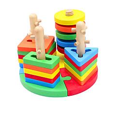 אבני בניין פאזל פאזל צורות צעצועי דייג צעצועים דגים בגדי ריקוד ילדים חתיכות