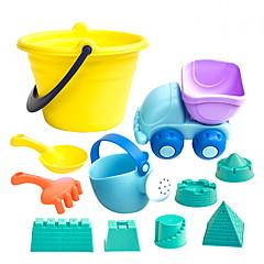 preiswerte Wasserspielzeug-Strand & Sandspielzeug Spielzeuge Kreisförmig Gummi Stücke Kinder Geschenk