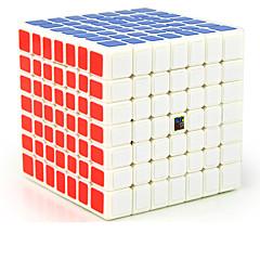 tanie Kostki Rubika-Kostka Rubika MoYu 7*7*7 Gładka Prędkość Cube Magiczne kostki Zabawka edukacyjna Gadżety antystresowe Puzzle Cube Naklejka gładka Prezent