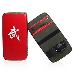 billige Boksing og kampsport-Punchbager med fokusmål Boksepad Boksing og Martial Arts Pad til Taekwondo Boksing Sanda Muay Thai karate PU 1