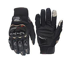 cheap Motorcycle & ATV Accessories-Motorcycle Pro-Biker Glove Cycling Bicycle Racing Gloves Motorcycle Full Finger Non-Slip gloves