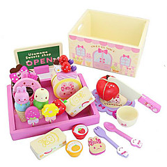 Tue so als ob du spielst Spielzeug-Küchen-Sets Toy Foods Spielzeuge Kinder 1 Stücke