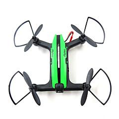 billiga Drönare och radiostyrda enheter-RC Drönare Flytec T18 4 Kanaler 6 Axel 2.4G Med 720P HD-kamera Radiostyrd quadcopter FPV LED-belysning Retur Med Enkel Knapptryckning