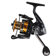 cheap Fishing Reels-Spinning Reels 5.5:1 Gear Ratio+14 Ball Bearings Exchangable Sea Fishing Fly Fishing Bait Casting Ice Fishing Spinning Jigging Fishing