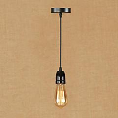 billiga Dekorativ belysning-Mini Glödande Spegelpolerad Metall Keramik Söt, Ministil, Heta Försäljning 110-120V / 220-240V Glödlampa inte inkluderad / E26 / E27