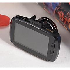 Dash cam full hd 1080p carro blackbox painel de controle da câmera de vídeo com 170 graus de ângulo de visão noturna g-sensor