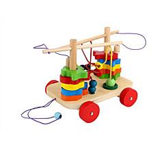 Stavební bloky rybářské hračky Hračky Ryby Dětské Pieces
