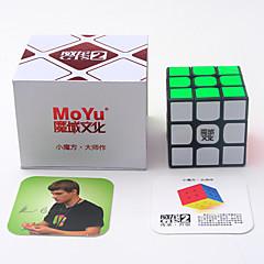 tanie Kostki Rubika-Kostka Rubika Weilong Gładka Prędkość Cube Magiczne kostki Zabawki 3D Naklejki Puzzle Zabawka edukacyjna Gadżety antystresowe Puzzle Cube