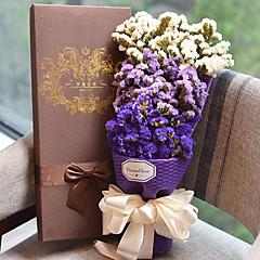 お買い得  パーティー用品-結婚式 記念日 贈り物 バレンタイン 党好意&ギフト - ギフト ギフトボックス 造花 サテン フローラルテーマ 誕生日