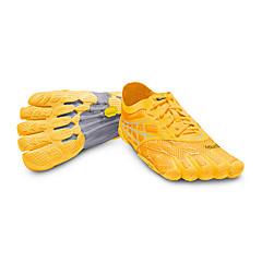 baratos Tênis de Corrida-Mulheres Tênis de Corrida Exterior / Corrida / Cooper Pavio Humido, Treinamento, Anti-derrapagem Amarelo / Azul / Jacinto + Cinza