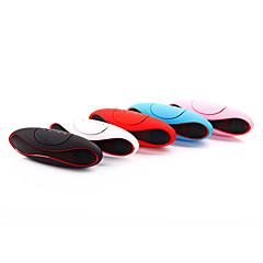 cheap -Bluetooth 4.0 3.5mm Wireless bluetooth speaker White Black Dark Blue Fuchsia Rose Pink