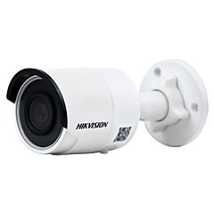 HIKVISION® DS-2CD2035FWD-I 3MP Ultra-Low Light IP Camera (12 VDC & PoE IP67 30m IR Built-in Micro-SD Slot H.265 3D DNR Motion Detection)
