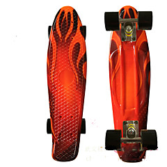 22 Inch Standard Skateboards Professional PP (Polypropylene) ABEC-7-White Orange Yellow Red Blue