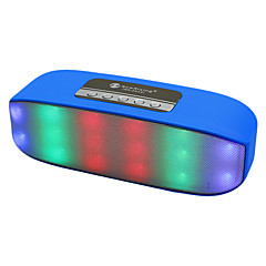 cheap -NR-2014 Mini Portable Speaker Wireless Bluetooth Speakers FM with Strong Bass Portable Audio Player Support TF Card