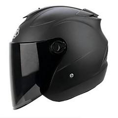 하프헬맷 폼 피트 콤팩트 통풍 최고의 품질 하프 쉘 스포츠 ABS 오토바이 헬멧