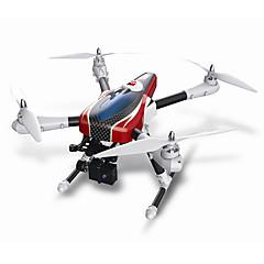 billige Fjernstyrte quadcoptere og multirotorer-RC Drone XK X500 6CH 6 Akse 2.4G Fjernstyrt quadkopter LED Lys / En Tast For Retur / Auto-Takeoff Fjernstyrt Quadkopter / Fjernkontroll / 1 Batteri Til Drone / Hodeløs Modus / Flyr På Hodet