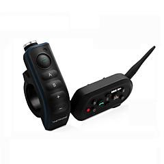 Мотоцикл EJEAS V4.2 Гарнитуры Bluetooth Автомобильная гарнитура Пульт управления МР3 плеер