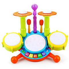 tanie Instrumenty dla dzieci-Perkusja Zabawka edukacyjna Oyuncak Müzik Aleti Perkusja Akumulator Dla dzieci