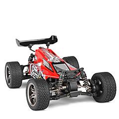 billige Fjernstyrte biler-Radiostyrt Bil WLtoys 12401 2.4G Buggy (Off- Road) / Off Road Car / Racerbil 1:12 Børste Elektrisk 45 km/h KM / H Fjernkontroll / Oppladbar / Elektrisk
