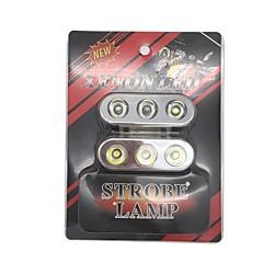 voordelige -2pcs Automatisch Lampen 6W Krachtige LED 600lm LED Exterieur Lights