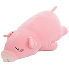 צעצועים ממולאים כרית ממולאת צעצועים חזיר חיה יוניסקס נוער חתיכות