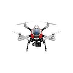 billige Fjernstyrte quadcoptere og multirotorer-RC Drone XK X500 2 Akse 2.4G Med HD-kamera Fjernstyrt quadkopter En Tast For Retur / Auto-Takeoff / Feilsikker Fjernstyrt Quadkopter /