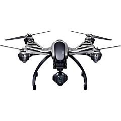 billige Fjernstyrte quadcoptere og multirotorer-RC Drone Q500 4K 3 Akse 2.4G Med 1080 P HD-kamera Fjernstyrt quadkopter FPV LED-belysning Feilsikker Med kamera Fjernstyrt Quadkopter