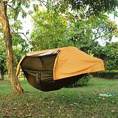 billige Telt og ly-1 person Telt Enkelt camping Tent Ett Rom Brette Telt Vanntett Regn-sikker Støvtett Anti-Insekt Slitasje-sikker Telt til Camping &