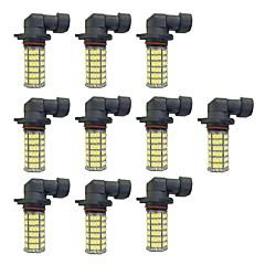 billige Tåkelys til bil-4w 9005 9006 h8 h11 120smd2835 forlygte / tåkelykt lampe for bil hvit dc12v 10pcs