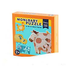 Bildungsspielsachen Holzpuzzle Spielzeuge Bulle andere Cartoon Shaped friut Unisex Stücke