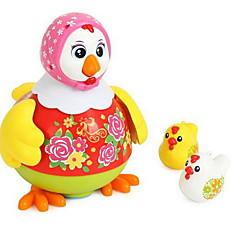 Brinquedos de Corda Brinquedos Galinha Brinquedos Plásticos Peças Não Especificado Dom