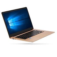 ノートパソコン 14インチ インテルアポロ クアッドコア 4GB RAM 64GB ハードディスク Windows10