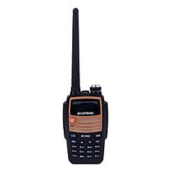 billige Walkie-talkies-BAOFENG Walkie-talkie Håndholdt Programmeringskabel Programmerbar med datasoftware Lader og adapter VOX Kryptering Skanning av ut