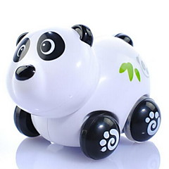 Terugtrekauto/Inertie-auto Opwindspeelgoed Speeltjes Dier Kunststoffen Cartoon Stuks Niet gespecificeerd Geschenk