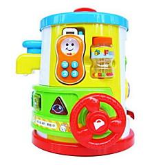 Instrumentos de brinquedo Brinquedos Circular Desenho Oval Plásticos Plástico Duro Peças Criança Unisexo Dom