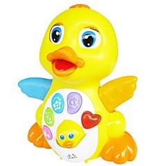 Instrumentos de brinquedo Brinquedos Pato Plásticos Peças Infantil Dom