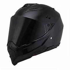お買い得  オートバイ用ヘルメット-フルフェイス フォームフィット コンパクト 通気性 最高品質 スポーツ ABS オートバイのヘルメット
