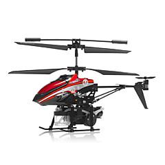 WL Toys V757 3.5ch Podczerwień RC Uçak 1 x Verici 1 x Helikopter 1 x Manuel